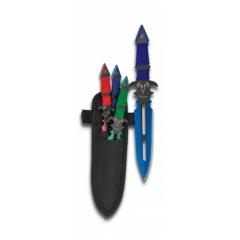 Комплект метательных ножей Martinez Albainox® 32348