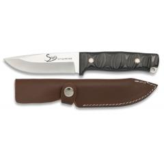 Нож с фиксированным лезвием Steel 440® 31976