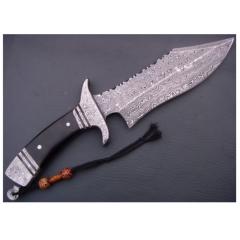 Нож из дамасской стали Moghal Enterprises® BK-205